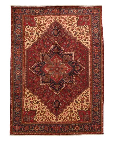 Rug Republic One Of A Kind Persian Heriz-Vintage Rug, Multi, 8' x 11' 1As You See