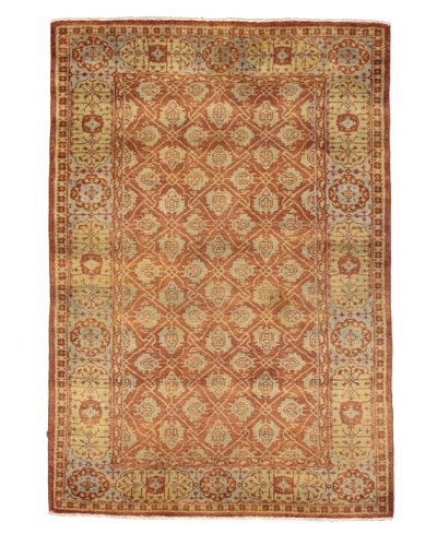 "Rug Republic One Of A Kind Mamluk Hand Knotted Rug, Multi, 3' 9"" x 5' 9""As You See"