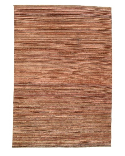 Rug Republic One Of A Kind Hand Knotted Stripped Gabbeh Rug, Multi, 6' 3 x 9' 1As You See