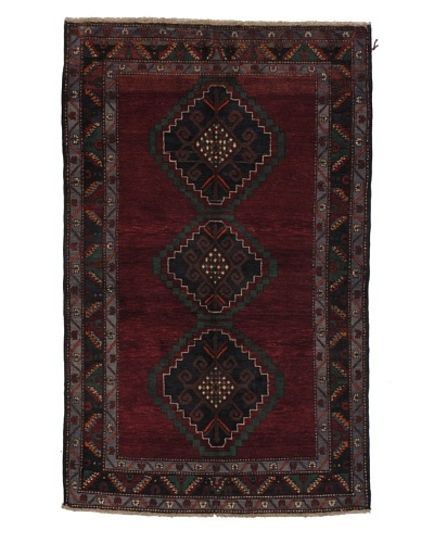 Rug Republic One Of A Kind Turkish Anatolian Hand Knotted, Multi Rug, 4' 6 x 7' 3As You See