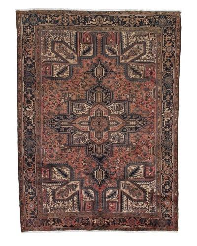 Rug Republic One Of A Kind Persian Heriz-Vintage Rug, Rust/Red/Brown/Ivory/Multi, 7' 8 x 10' 7As Y...