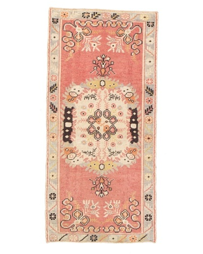 Rug Republic One Of A Kind Turkish Anatolian Hand Knotted Rug, Multi, 2' 9 x 5' 1As You See
