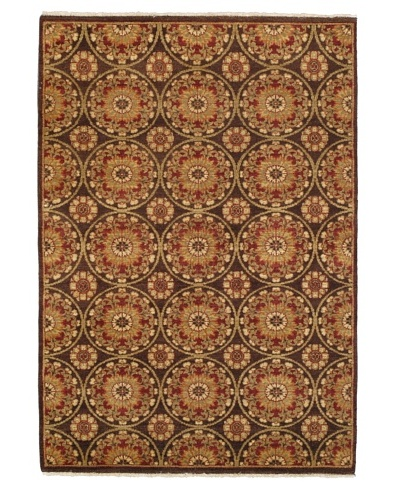 Rug Republic One Of A Kind Hand Knotted Indian Wool Rug, Multi, 4' x 6'As You See