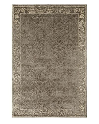 Rugs America Hudson Plush Rug [Slate Vintage]