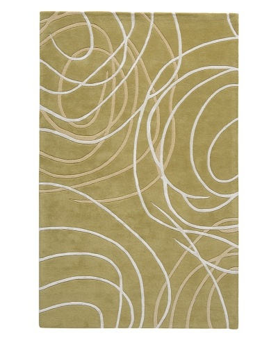 Rugs America Millennium Rainforest Dew