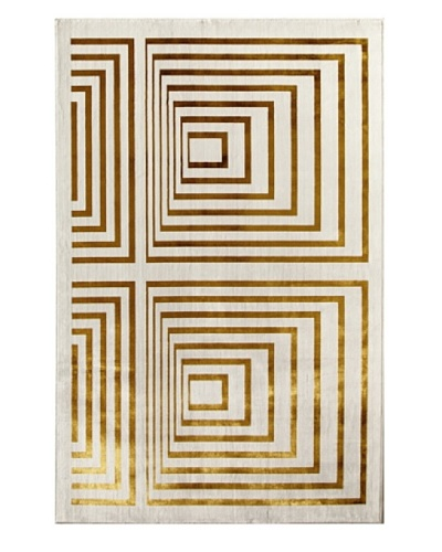 Rugs America Ambrose Rug [Illusion Gold]
