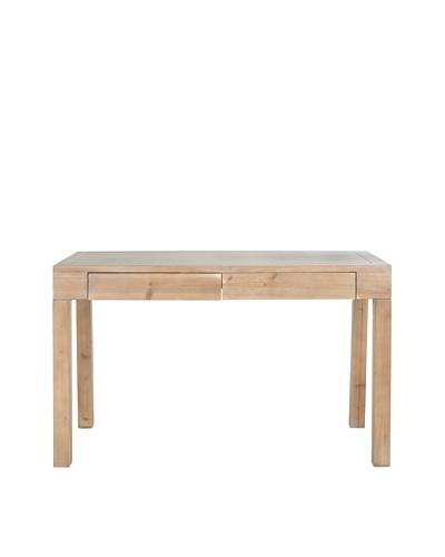 Safavieh Carmella Desk, Honey Nature