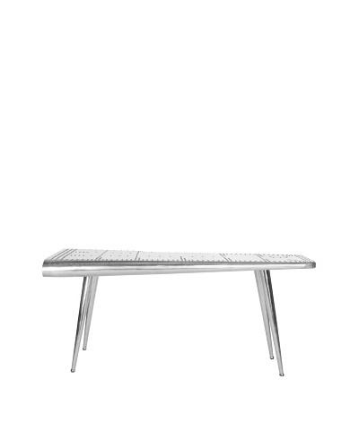 Safavieh Aviator Console Table, Silver