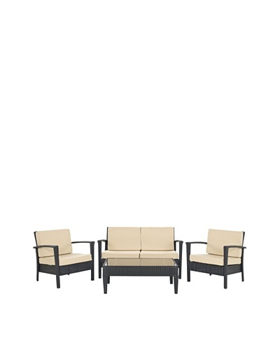 Safavieh 4-Piece Piscataway Furniture Set