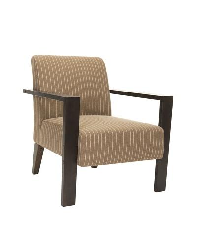 Safavieh Jenna Arm Chair, Brown/CrèmeAs You See