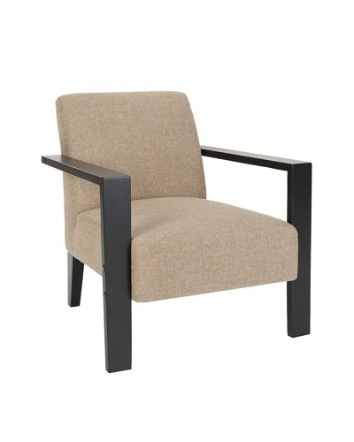 Safavieh Jenna Arm Chair, Beige