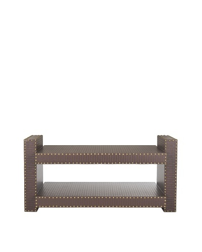 Safavieh Garson Accent Table, Brown