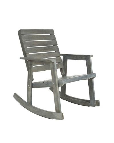 Safavieh Alexei Rocking Chair [Ash Grey]