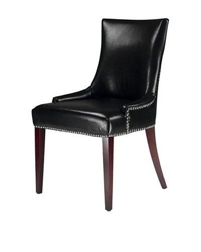 Safavieh Becca Dining Chair, Black