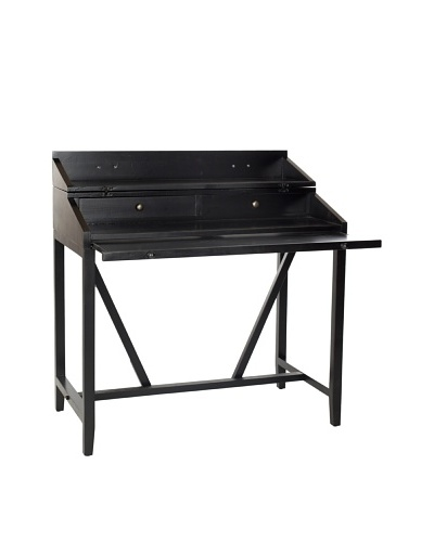 Safavieh Wyatt Writing Desk, Black