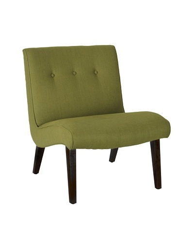 Safavieh Mandell Chair, Avocado Green