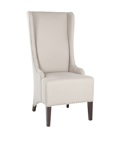 Safavieh Becall Dining Chair, Taupe