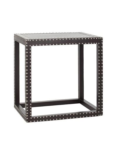 Safavieh Lena End Table, Charcoal
