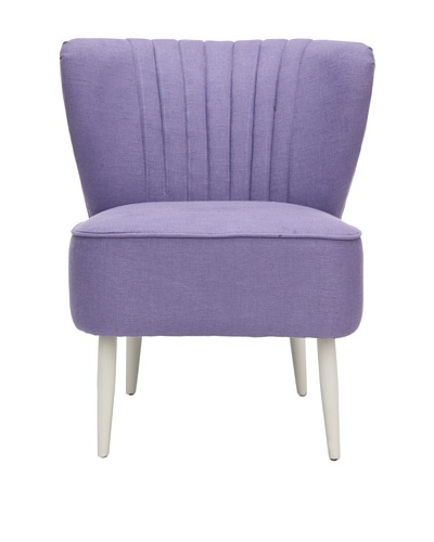Safavieh Morgan Accent Chair, Purple