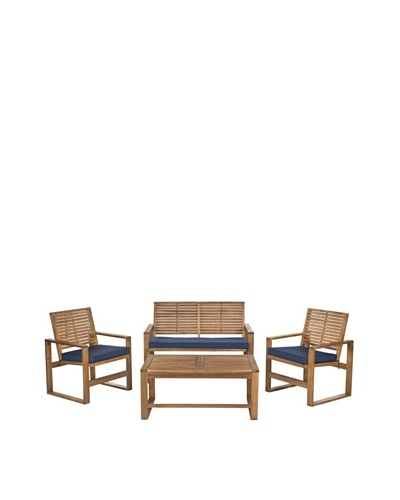 Safavieh 4-Piece Ozark Furniture Set