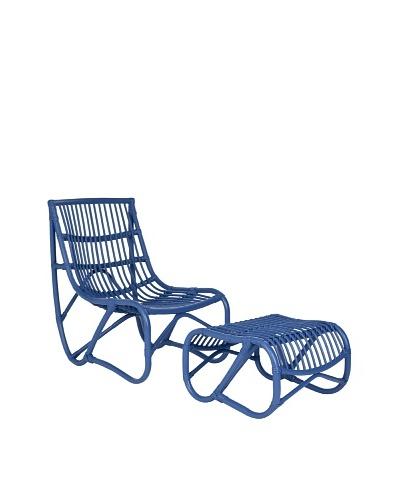 Safavieh Shenandoah Chair, Blue