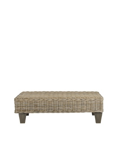 Safavieh Leary Bench, Natural Unfinished