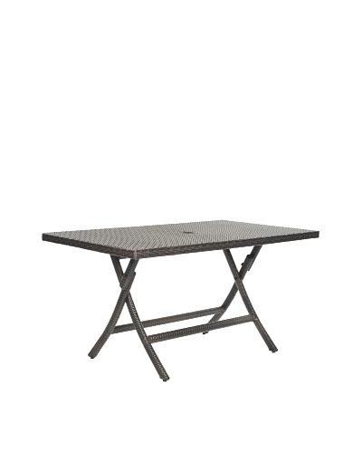Safavieh Dilettie Rectangular Folding Table