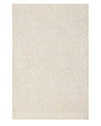 Safavieh Martha Stewart Seaflora Rug, Pearl, 2' 6 x 4' 3