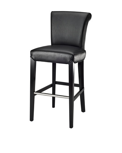 Seth Bar Stool, Black