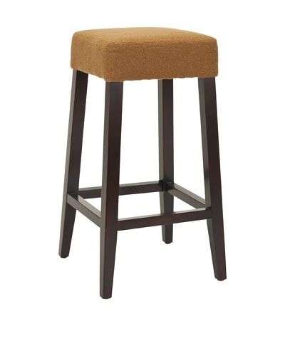 Safavieh Mercer Collection Zoey Barstool, Camel