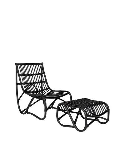 Safavieh Shenandoah Chair, Black