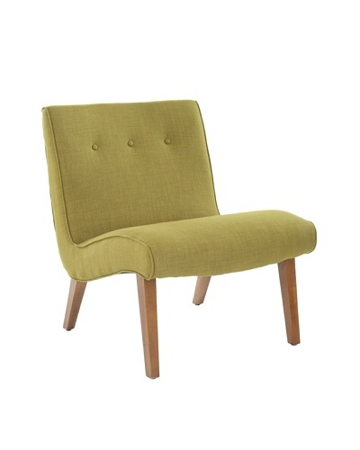 Safavieh Mandell Chair, Khaki Green