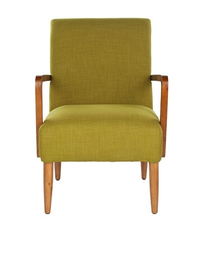 Safavieh Wiley Arm Chair, Green
