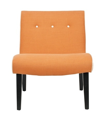 Safavieh Mandell Chair, Orange