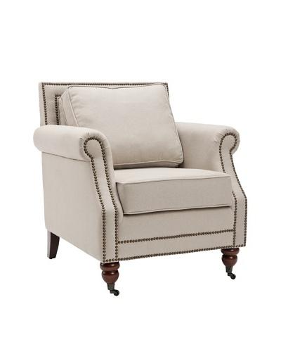 Safavieh Karsen Club Chair, Taupe