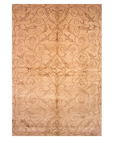 Safavieh Tibetan Rug, Light Gold, 4' x 6'