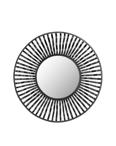 Safavieh Swirl Wall Mirror, BlackAs You See