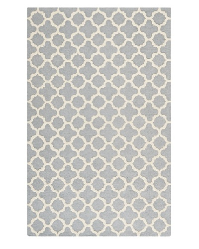 Safavieh Cambridge Rug [Silver/Ivory]