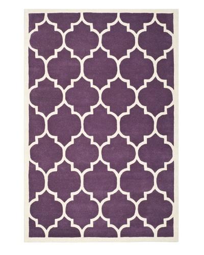 Safavieh Chatham Rug [Purple/Ivory]
