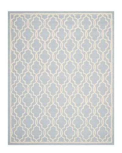 Safavieh Cambridge Rug, Light Blue/Ivory, 11' x 15'