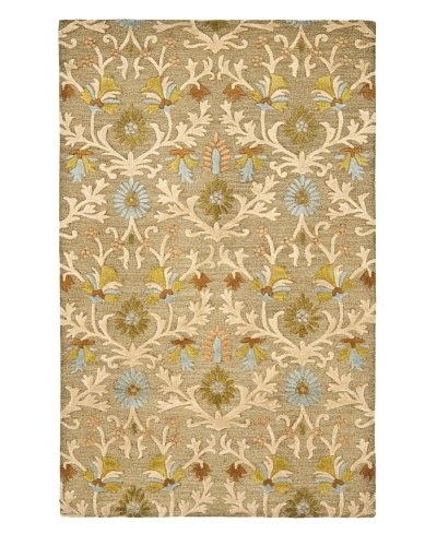 Safavieh Cambridge Rug, Moss/Multi, 11' x 15'