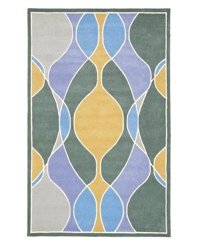 Safavieh Soho Collection Wool Rug [Multi]