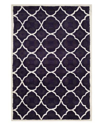 Safavieh Chatham Rug, Purple/Ivory [Purple/Ivory]