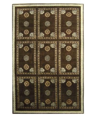 Safavieh Thomas O'Brien Moroccan Panel Rug [Bronze]