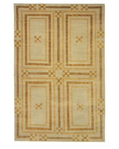 Safavieh Thomas O'Brien Defour Rug [Gold/Creme]