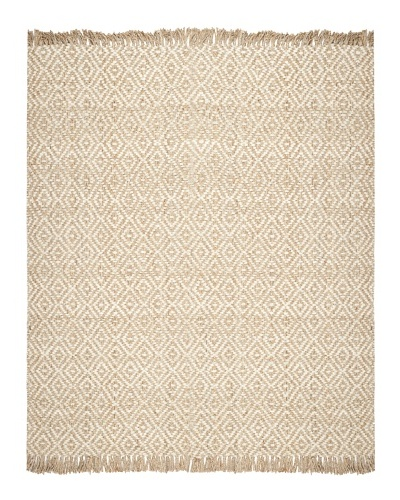 Safavieh Natural Fiber Rug, Natural/Ivory, 11' x 15'