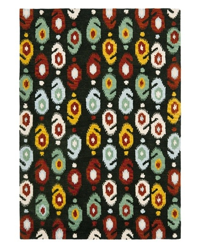 Safavieh Hand-Tufted Wool Ikat Rug