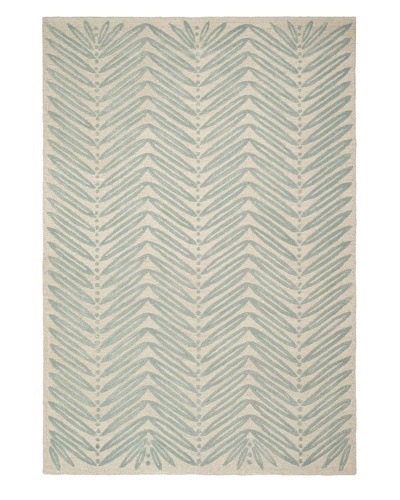 Safavieh Martha Stewart Chevron Leaves Rug
