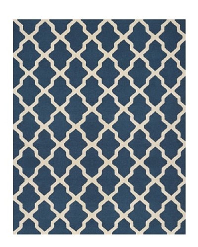 Safavieh Cambridge Rug, Navy Blue/Ivory, 11' x 15'