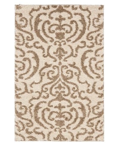 Safavieh Florida Rug, Cream/Beige, 11' x 15'